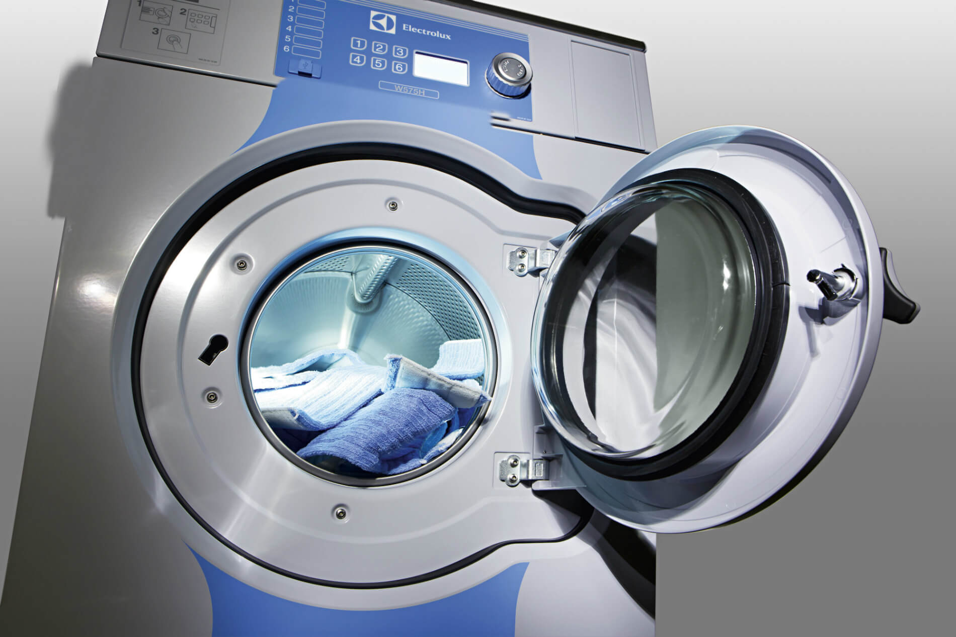 maszyny pralnicze Electrolux